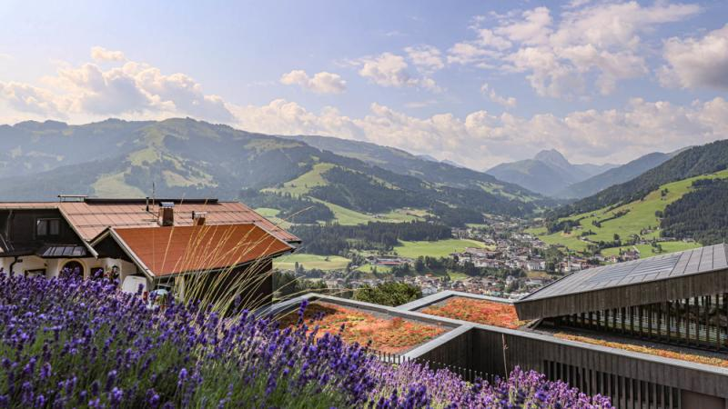 exclusive newly built villa in a top location on the Sonnberg
