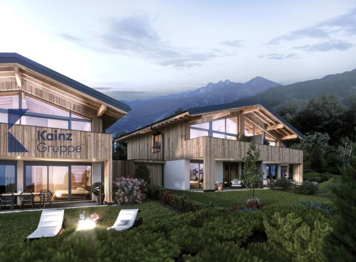 Exclusive residence on the golf course in Zell am See