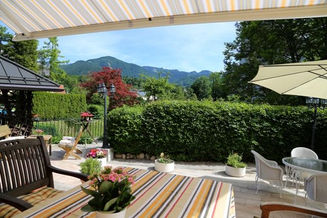 Exclusive Biedermeier manor house in a prime location in Bad Ischl