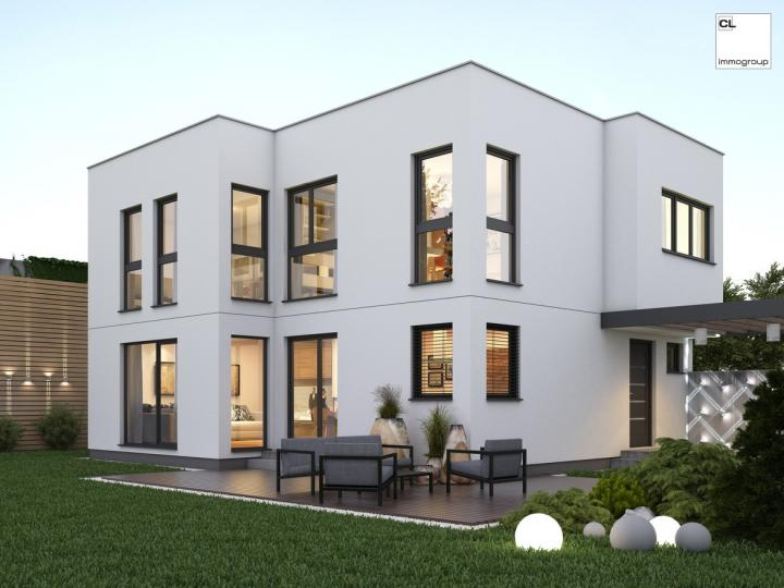 Exclusive family home near the Mühlwasser - In an idyllic green area