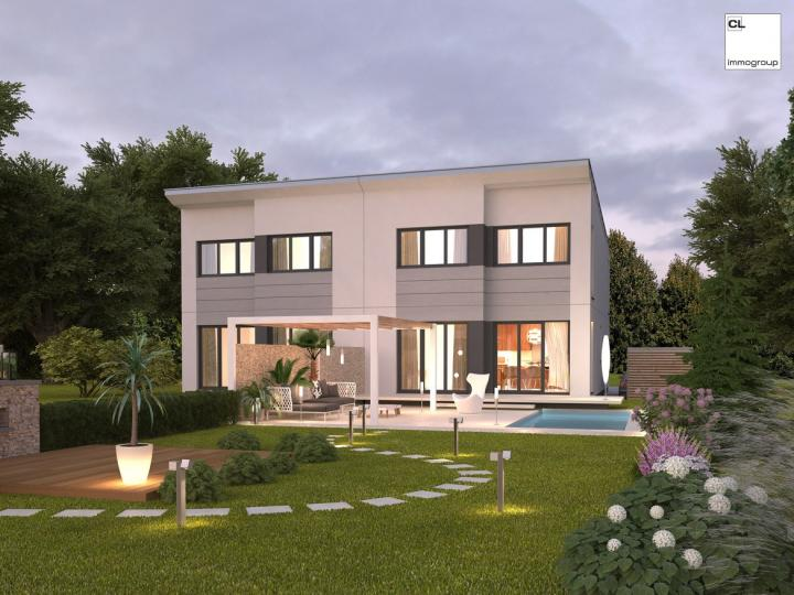 Exclusive house - Bisamberg - In an idyllic green area