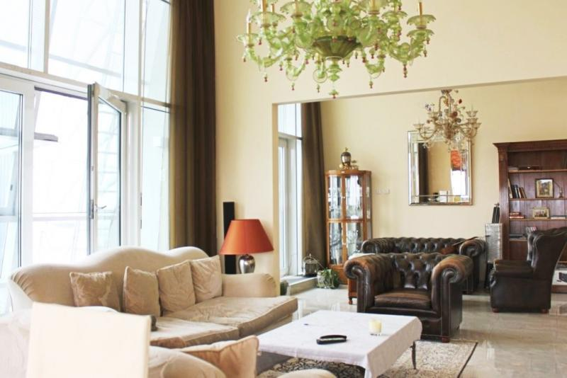 Exclusive penthouse up for sale in Vienna