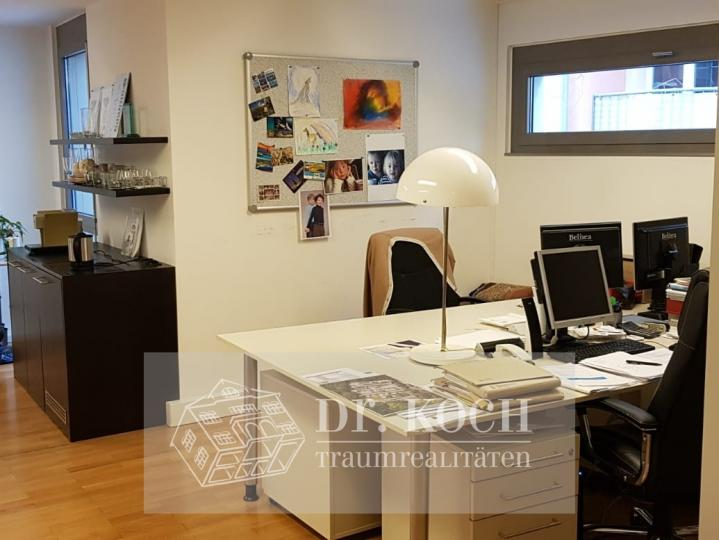 Well rented office