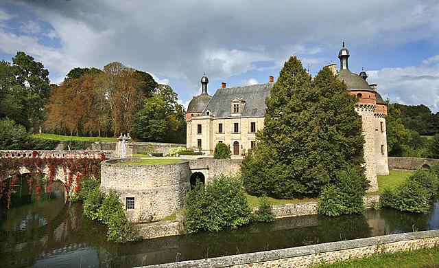 Castle for sale in the Creuse