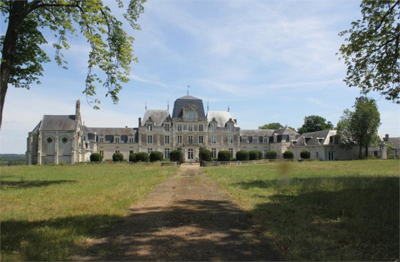 chateau a vendre angers