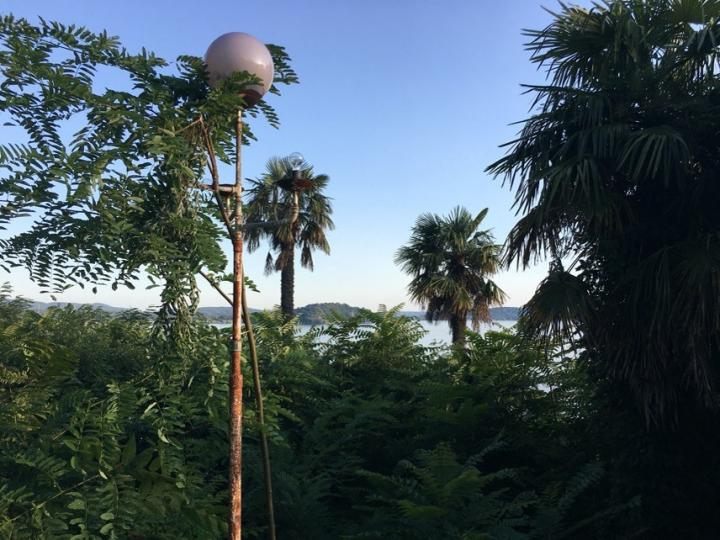 Italy on Lake Maggiore: Over The Top building plot with lake view