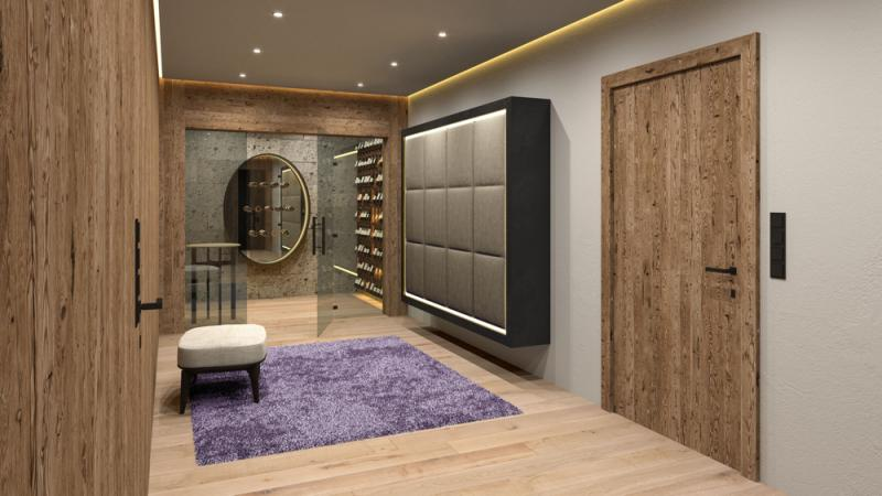 Luxurious new garden suite in a top location