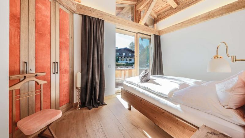 Luxury villa on the Bichlalm with a leisure residence