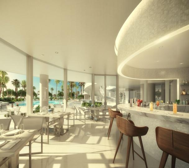 JADE SIGNATURE - Luxurious apartments directly on the beach