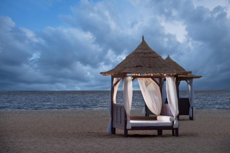 Melia Tortuga Beach Resort - top investment in a holiday paradise