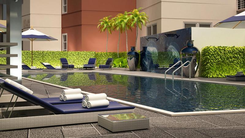Midblock at Midtown - fusion of modern living and elegance