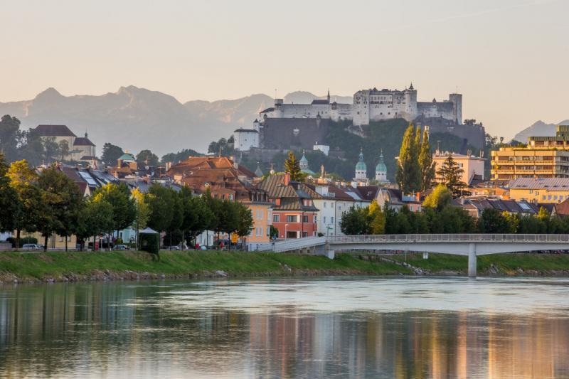 In the heart of the city of Mozart, Salzburg - divine flat to buy