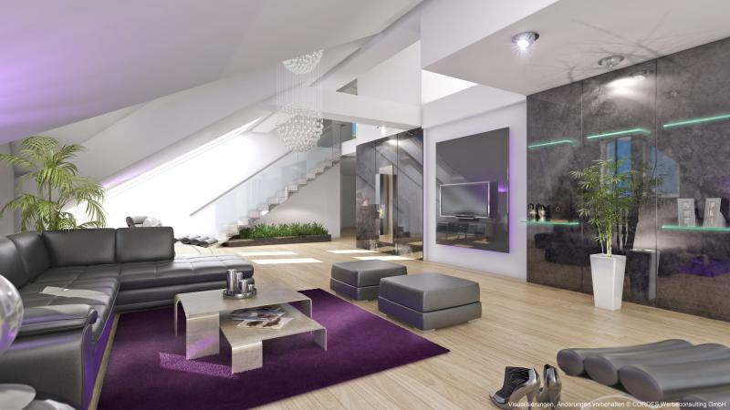 Modern and elegant Penthouse for sale in Vienna