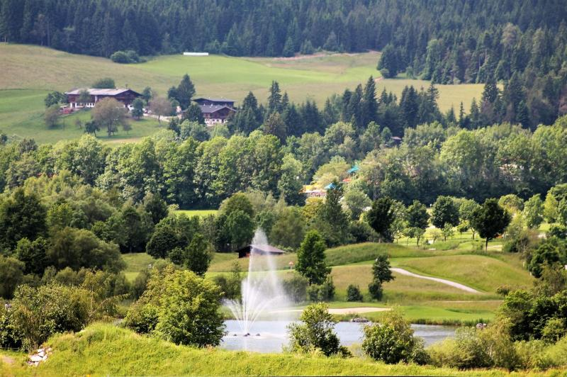 New building, exclusive country home, sunny location in Scheffau
