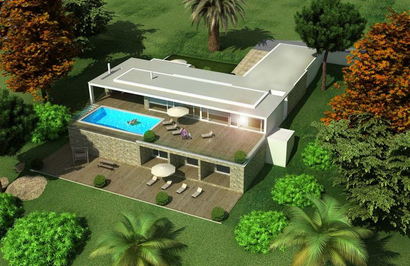 New luxurious construction projects