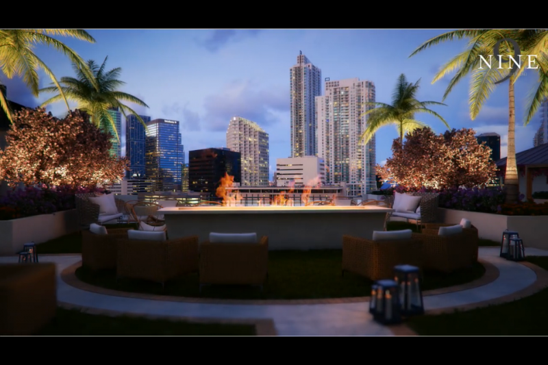 Nine at Mary Brickell - Dynamic Brickell City living