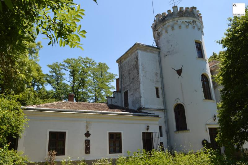 Castle for sale in Hungary! Reside like a king!