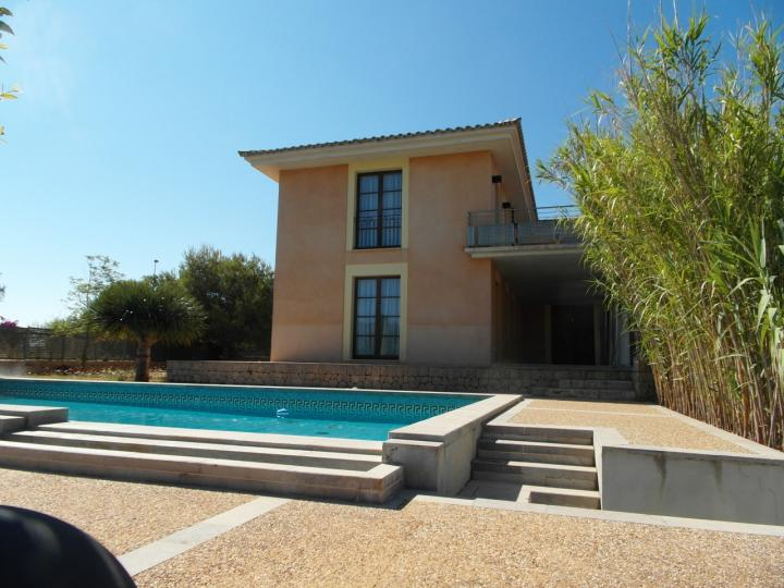 Highly exclusive villa in Mallorca