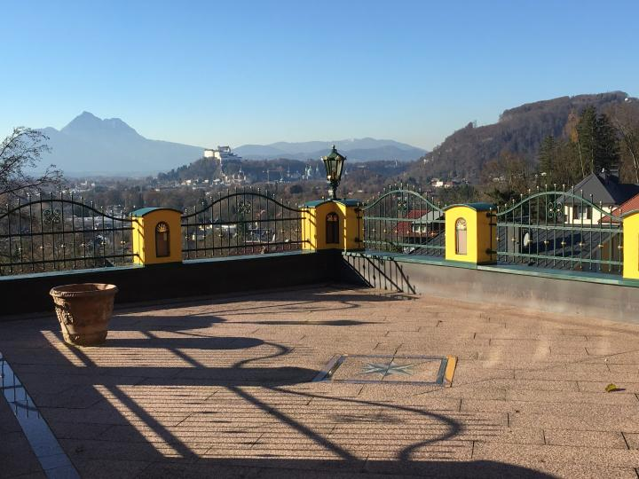 Incredible villa with unbelievable views over Salzburg