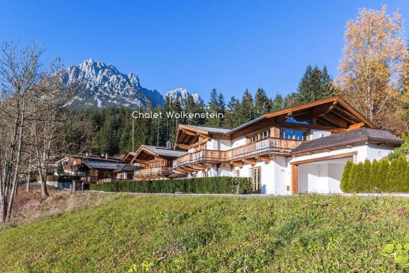 Gorgeous chalet of your dreams with a sun terrace in the traditional Tyrolean country-house style