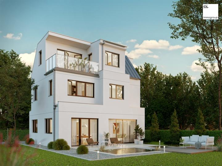 Fantastic single-family house - 150 m from the lower Old Danube