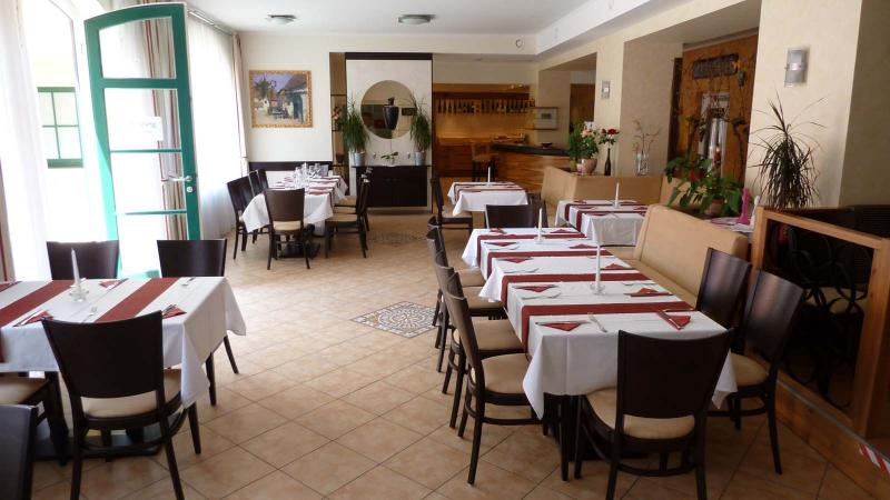 Hotel and restaurant business for sale