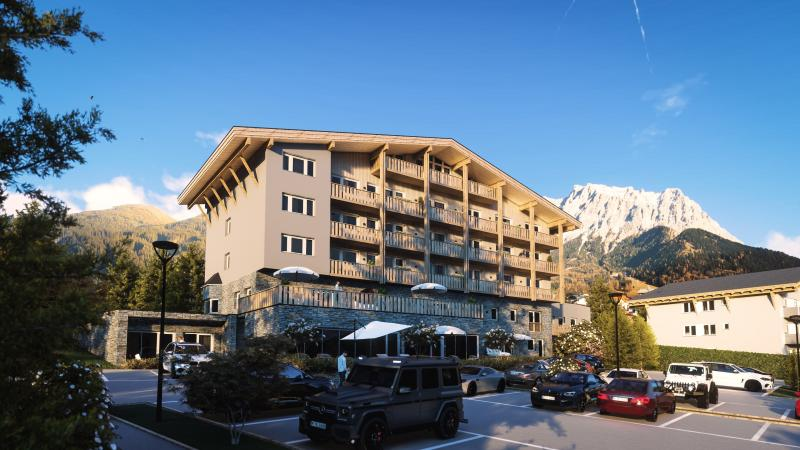 Zugspitz Residence Apartments in Ehrwald