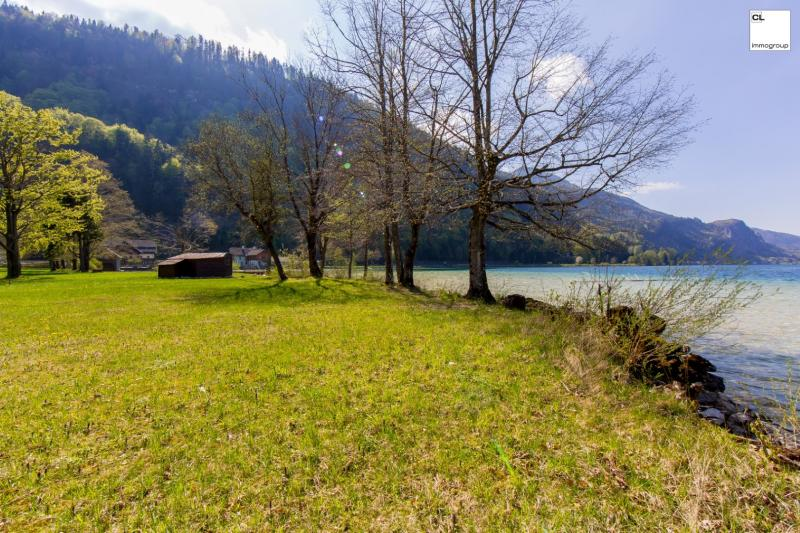 For sale are sensational plots at Lake Wolfgangsee!